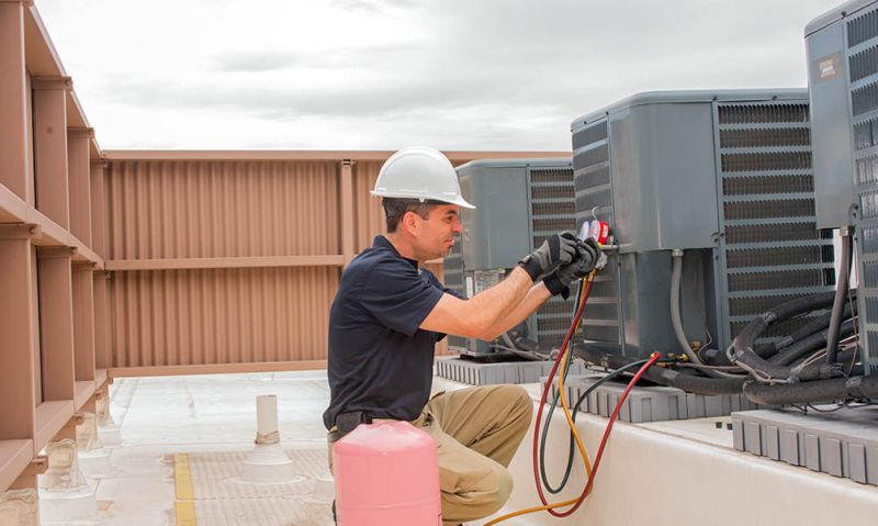 commercial hvac repairs