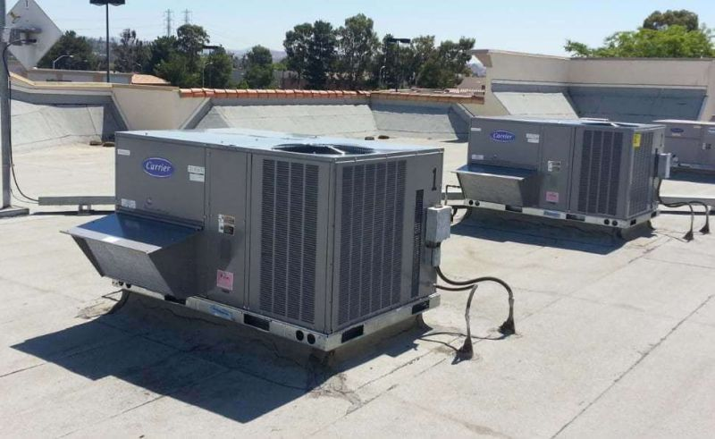 Commercial Installation And Repair Pacific Heating Amp Air