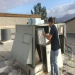 commercial filter maintenance