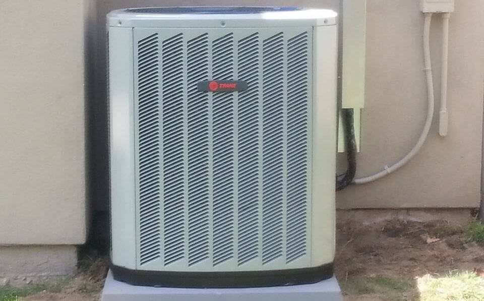 heat pump installation in escondido